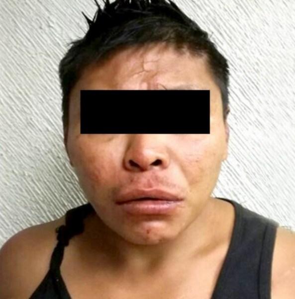 Policías de la Ciudad de México detienen al presunto violador de una mujer de 70 años (Twitter @PGJDF_CDMX)