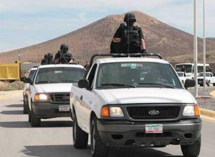 Policías federales realizan operativo en carreteras de México. (Archivo/Twitter @SSP_Zac)
