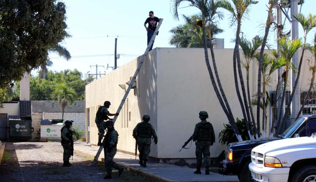 Autoridades explicaron que ya se abrió una carpeta de investigación y precisó que hasta el momento no se ha encontrado ningún otro cuerpo. (Reuters)