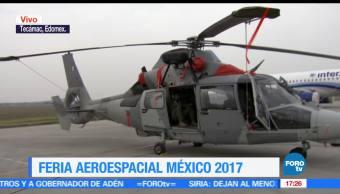 Feria Aeroespacial México 2017