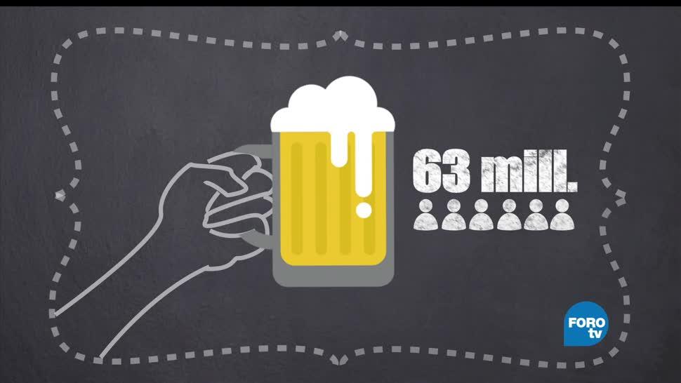 Mexicanos, Cerveza, Produccion cervecera, Cerveza artesanal