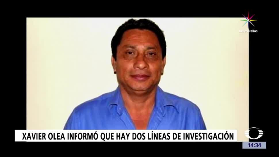 Guerrero, PRD, Secretario general, Crimen, Guerrero, Televisa News