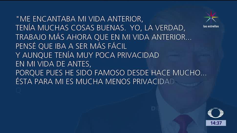 Televisa News, Noticias, Donald Trump, Casa Blanca, Gobierno de Trump, Presidente de Estados Unidos