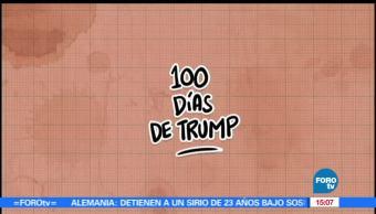 el abc, trump, cien dias, gobierno, pacasso, a las tres