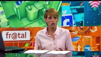 Fractal, Televisa News, Ana Francisca vega, Tecnologia, Ciencia, Internet