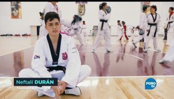 Deporte, taekwondo, Instituto politecnico nacional, estudiantes
