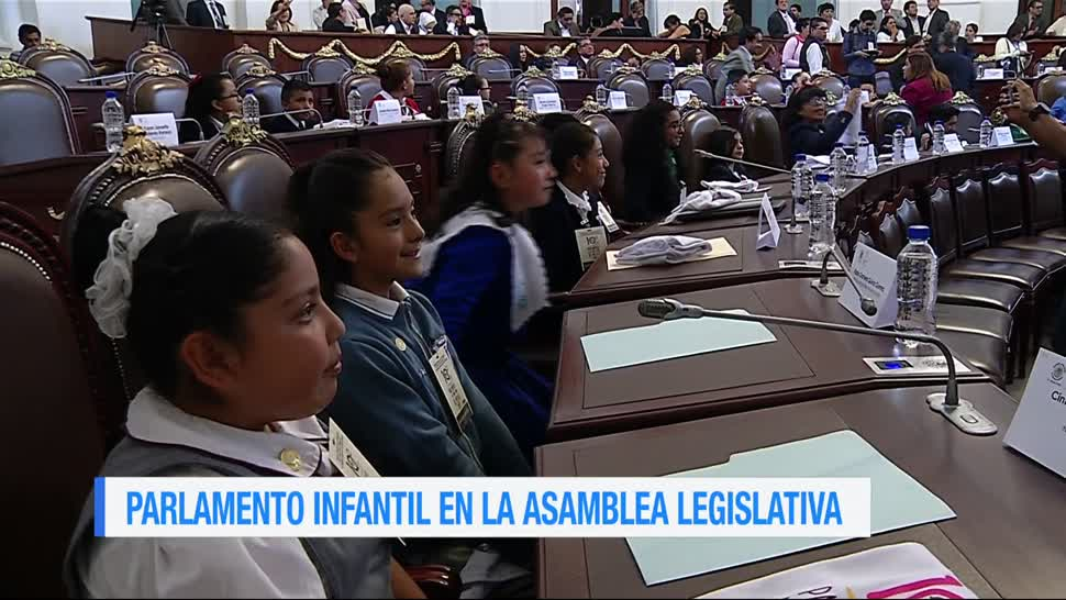 Niños, San Lázaro, CDMX, Derechos, Infantes, México