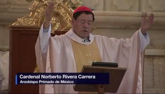 catolicos, norberto rivera carrera, día del niño,cdmx,catedral