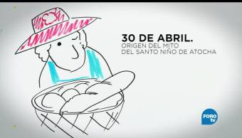 30 de abril, historia, Anecdotario, Secreto, Niño, Atocha