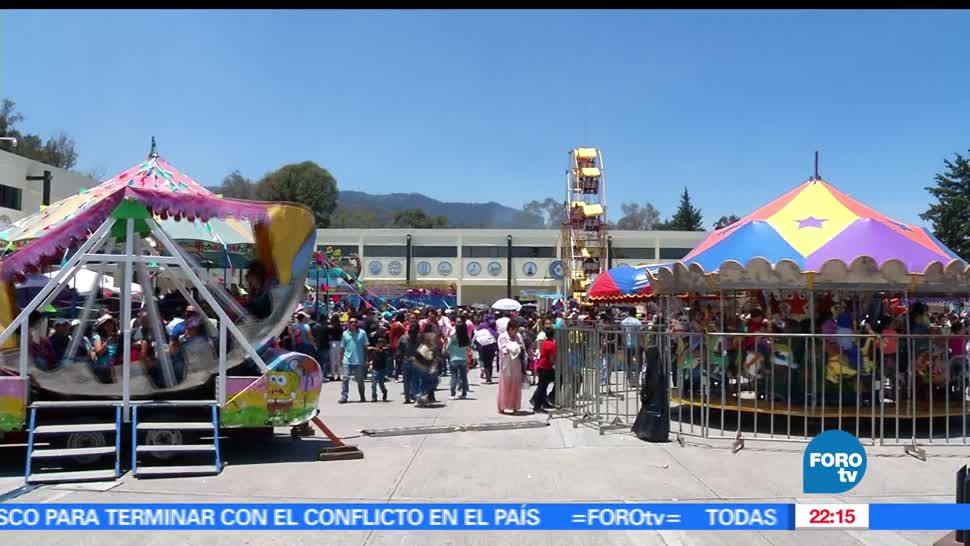 SSPCDMX, Policía capitalina, Festeja, Celebra, Día del Niño, Delegación, Álvaro Obregón