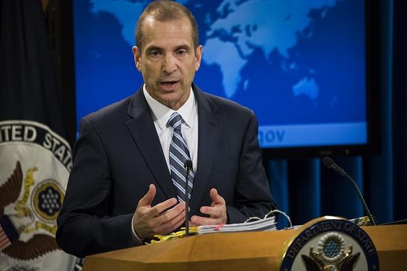 Mark Toner., portavoz del Departamento de Estado de EU. (Getty Images, archivo)