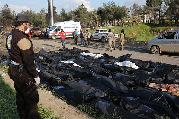 Según la ONU, en la guerra en Siria han muerto unas 300.000 personas. (Getty Images, archivo)