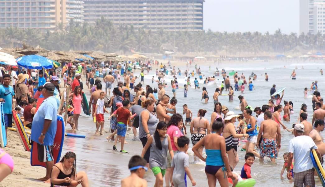 La zona Dorada de Acapulco es la que reporta mayor actividad turística. (Notimex, archivo)