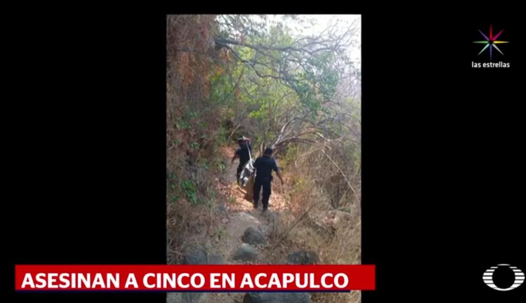 Ola de violencia azota Acapulco en Semana Santa. (Noticieros Televisa)