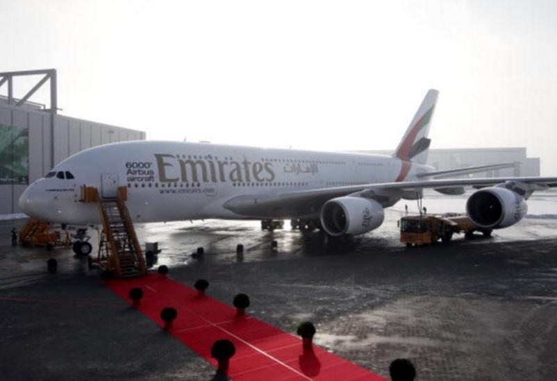 La línea aérea Emirates reduce sus vuelos hacia Estados Unidos (Getty Images)