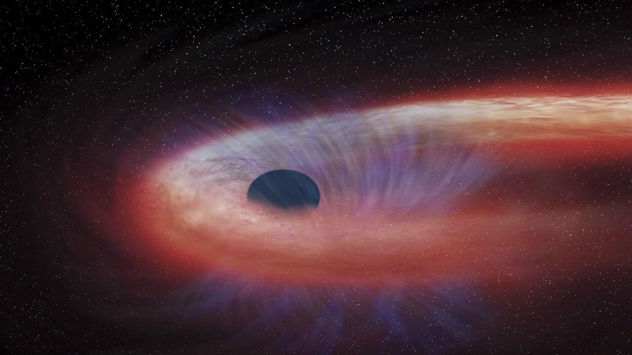 FOTO: ¿Cómo detectar el Planeta Nueve si fuera un agujero negro?, el 25 de mayo de 2020