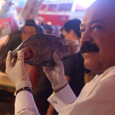 Garantizan calidad de pescados y mariscos en la Ciudad de México