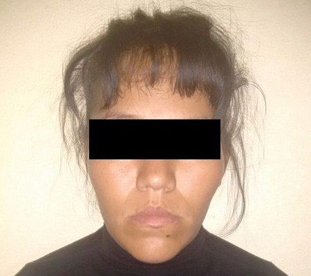 Alma Velia es acusada de atacar a la bebé mientras se encontraba a solas con ella (Fiscalía de Chihuahua)