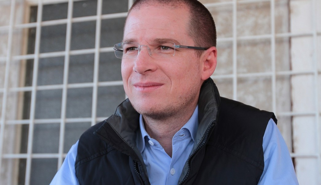 El presidente nacional del PAN, Ricardo Anaya (Notimex)
