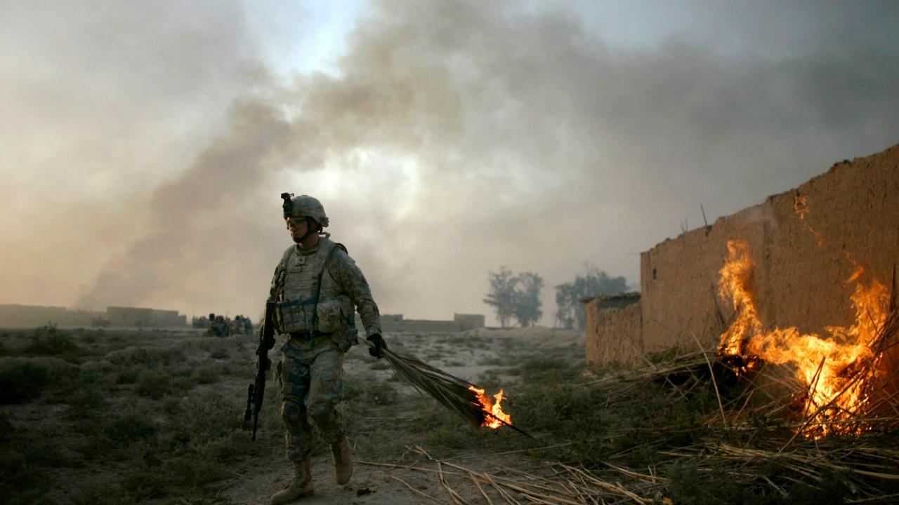 Irak trump guerra