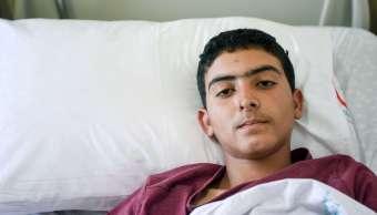 La mayoría de los afectados por el ataque químico contra la localidad siria de Jan Shijún han abandonado los hospitales. (AP)