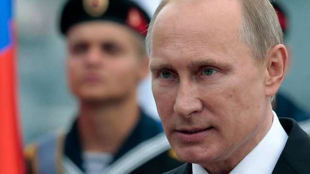 Fotografía del presidente de Rusia, vladimir Putin. (AP/archivo)