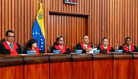 El Tribunal Supremo de Justicia de Venezuela anuncia la supresión de las dos sentencias que restringían la inmunidad parlamentaria y derogaban las funciones de la Asamblea Nacional (Foto: ntn24america.com)