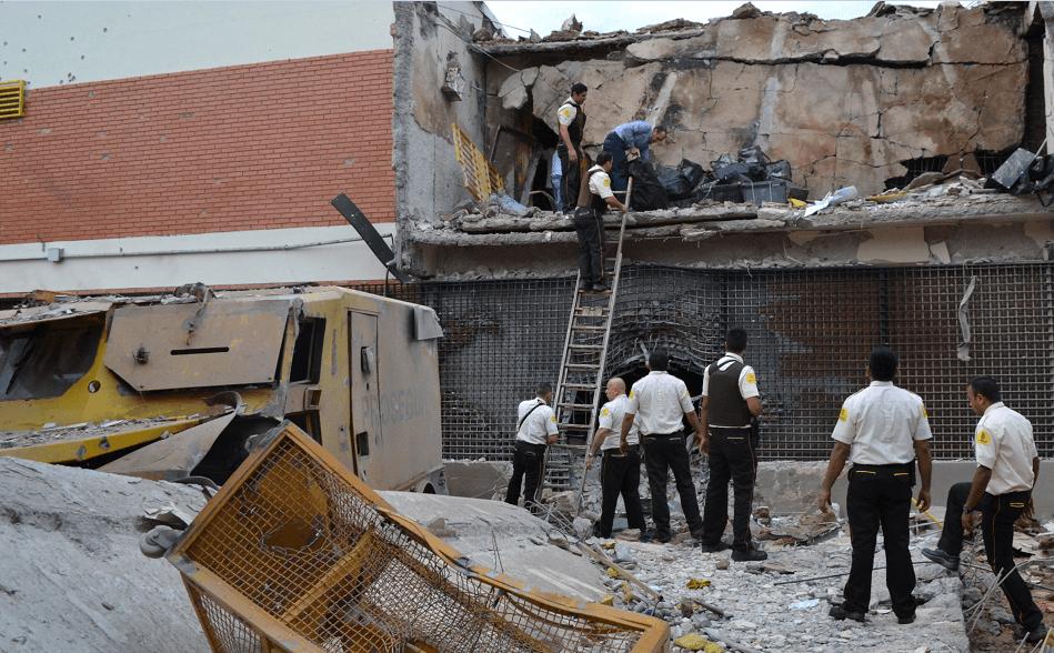 Al menos 8 detenidos en Brasil por millonario asalto en Paraguay