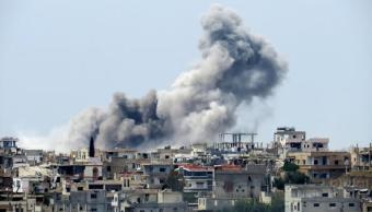 El conflicto en Siria inició en marzo de 2011. (Getty images, archivo)