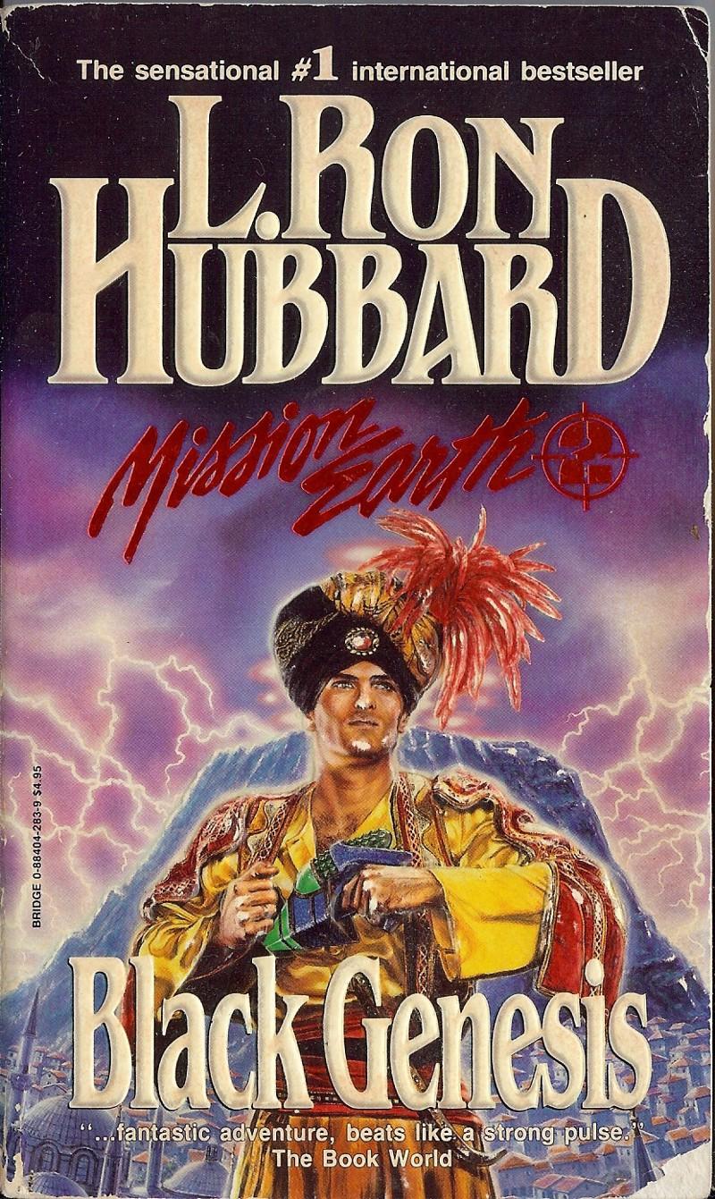 L. Ron Hubbard—Black Genesis