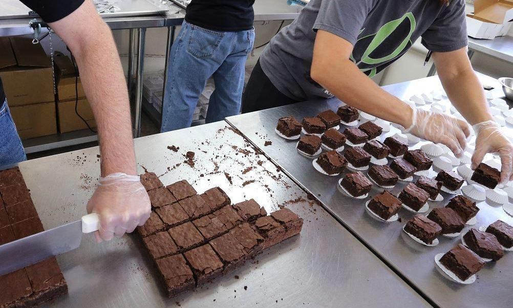 Brownies de marihuana (AP, archivo)