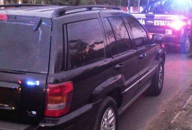 Camioneta blindada es incautada en la ciudad de Oaxaca por miembros de la Policía estatal (sspo.gob.mx)