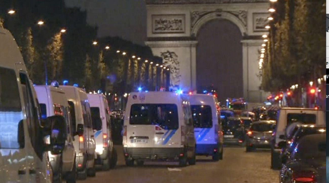 Evo condena el atentado terrorista en París