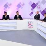 Candidatos a la gubernatura del Edomex tienen su primer debate oficial. (Notimex)