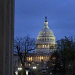 El Congreso de Estados Unidos conjura la parálisis gubernamental. (Getty Images)