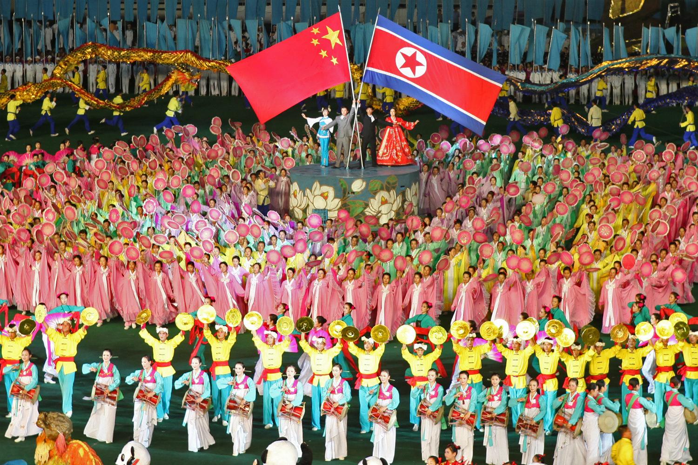 Corea China