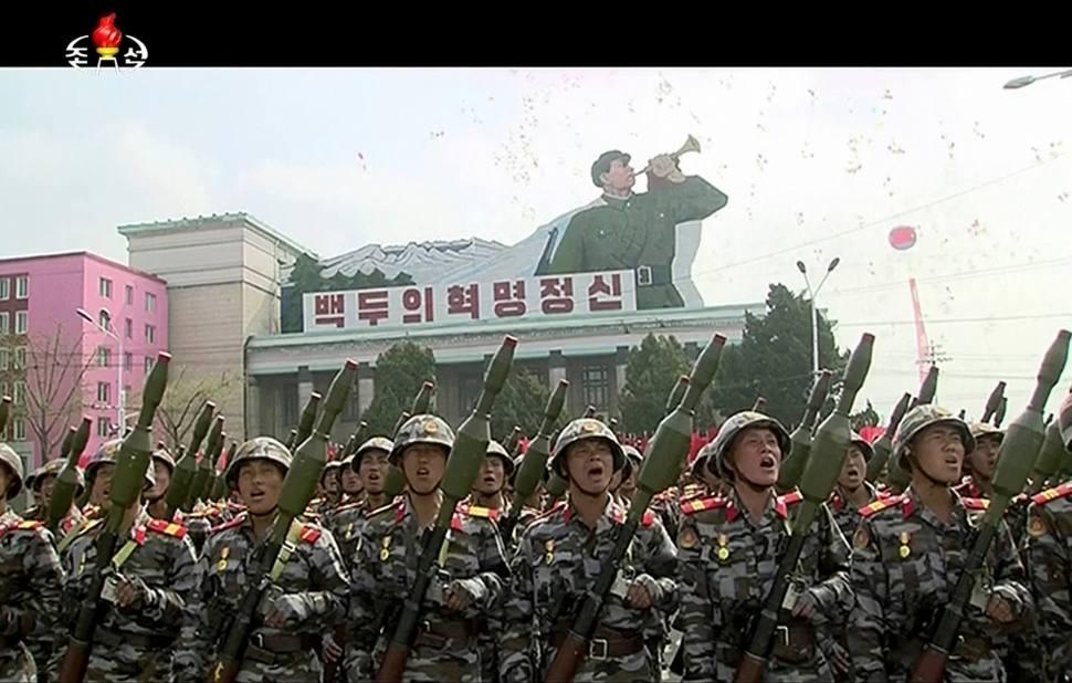 Corea del Norte asegura estar preparada para responder a cualquier ataque nuclear.