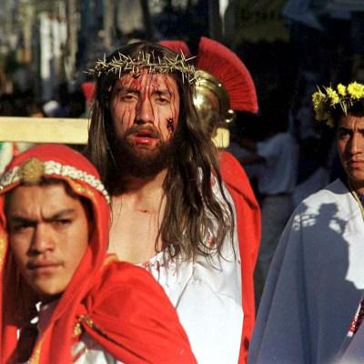 Historia, curiosidades y anécdotas de la Pasión del Cristo de Iztapalapa