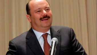 César Duarte, exgobernador, Chihuahua