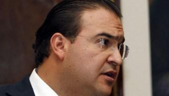 Javier Duarte fue gobernador de Veracruz desde 2010, por casi seis años. El 12 de octubre de 2016, 48 días antes de que terminara su gestión, pidió licencia al Congreso estatal para separarse del cargo y enfrentar las acusaciones de corrupción. (AP, archivo)