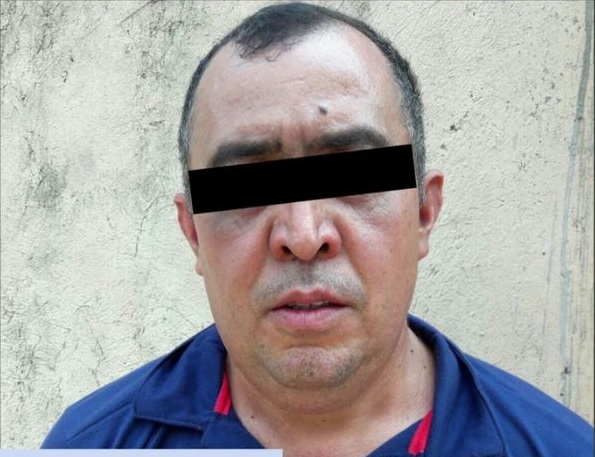 Imagen de Rubén 'N', uno de los objetivos prioritarios del Gabinete de Seguridad Federal (Noticieros Televisa)