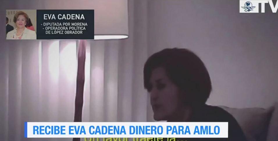 Eva Cadena, diputada de Morena. (FOROtv)
