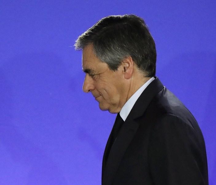 El candidato a las elecciones presidenciales francesas por el Partido de los Republicanos Francois Fillon (EFE)