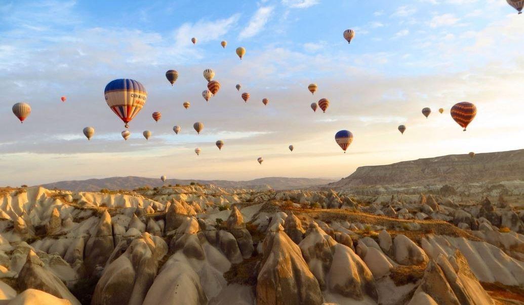 Capadocia, Turquía. (Archivo)
