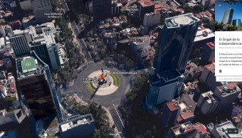 Google earth, actualizacion