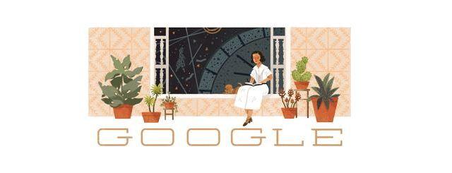 Google recuerda a María Zambrano, primera mujer en recibir el Premio Cervantes. (Sitio oficial)