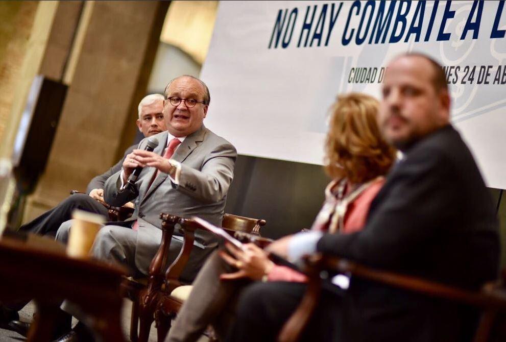 Para evitar corrupción de gobernadores, Conago propone Código de conducta