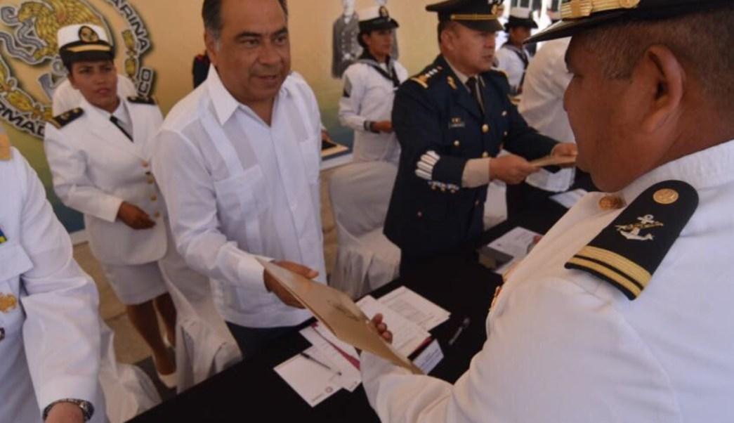 Héctor Astudillo, gobernador de Guerrero. (Twitter: @HectorAstudillo)