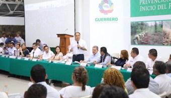 Héctor Astudillo Flores, gobernador de Guerrero. (Twitter @HectorAstudillo)