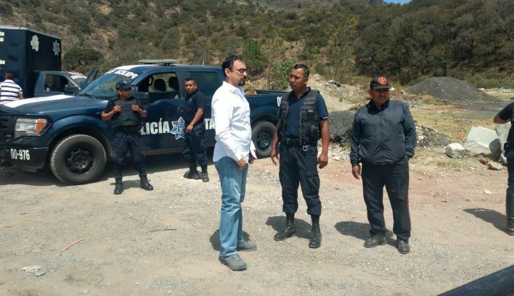 Policías federales, estatales y municipales mantienen una estrecha vigilancia en los dos mil 900 kilómetros de carreteras y se instalaron 30 módulos de atención (Twitter/@SSP_Hidalgo)